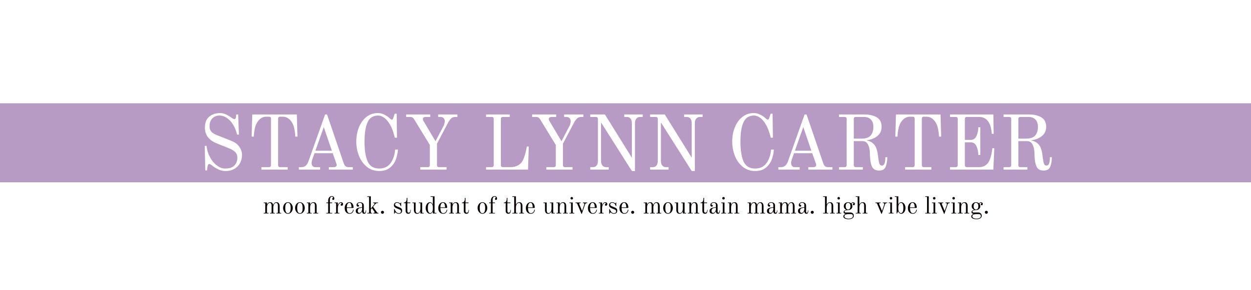 Stacy Lynn Carter